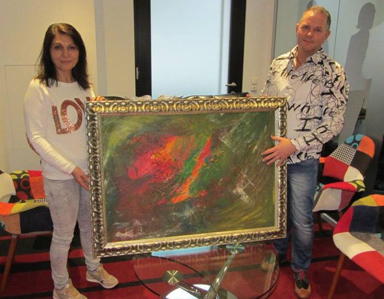 Künstler Bielefeld antonio ugia